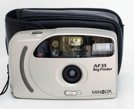 Фотоапарат Minolta AF35 Big Finder