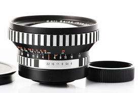 Обектив Carl Zeiss Jena Flektogon 20mm f/4 на резба M42