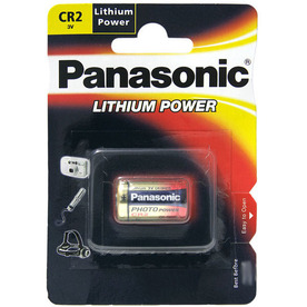 Литиева батерия Panasonic CR2